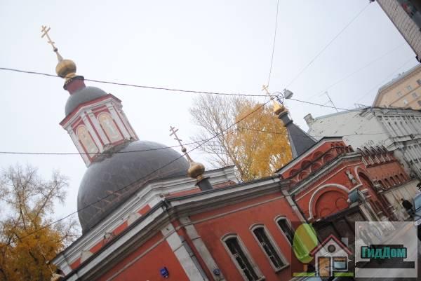 Церковь Николы в Подкопае
