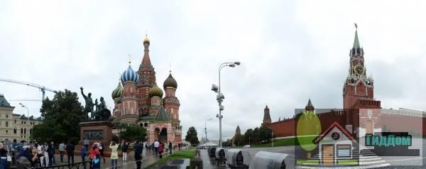 Покровский собор на рву (собор Василия Блаженного)