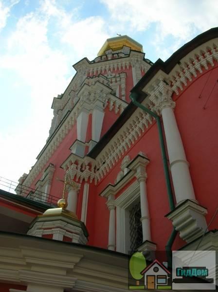 Собор Богоявленского монастыря