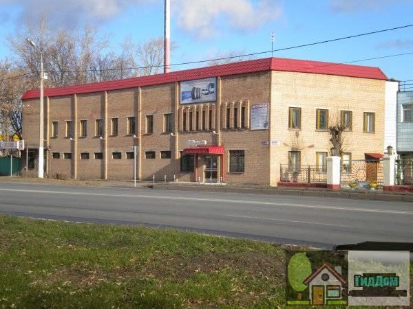 Улица Октябрьской Революции, дом 141. Снимок с южной стороны с противоположной стороны улицы.