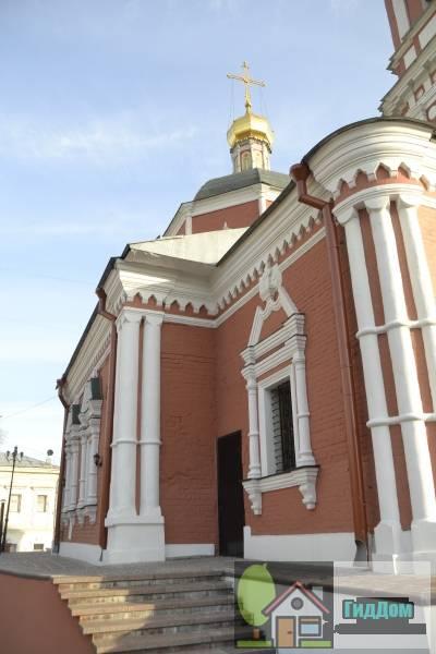 Церковь Петра и Павла у Яузских ворот