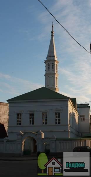 Мечеть Марджани (Эфенди, Юнусовская)