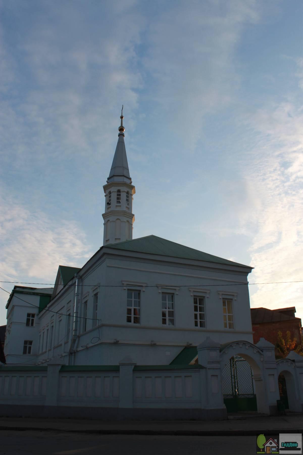 Мечеть Марджани (Эфенди, Юнусовская). Загружен из открытых источников.