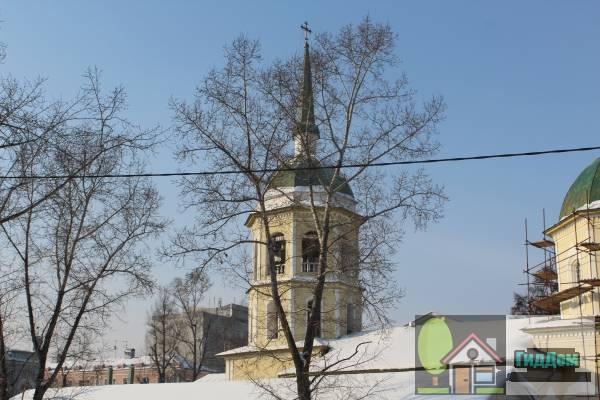 Церковь Преображения Господня. Загружен из открытых источников.