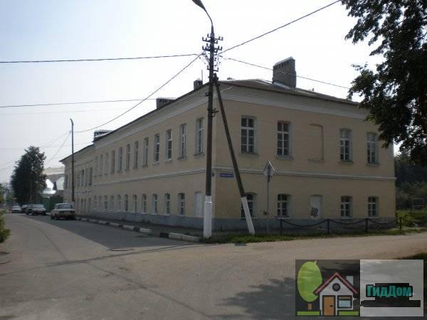 Большая Запрудная улица, дом № 24