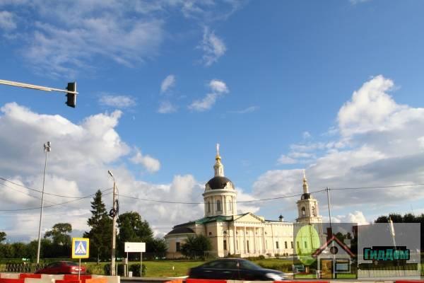 Церковь Архангела Михаила. Загружен из открытых источников.