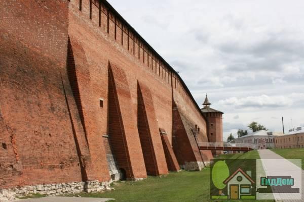 Ансамбль Коломенского кремля