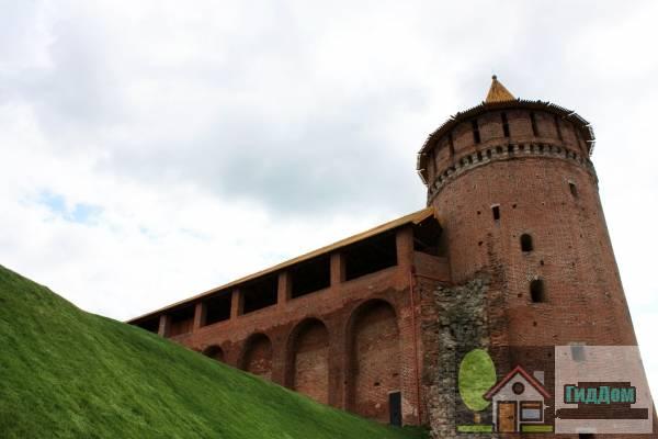 Башня Коломенская (Маринкина)