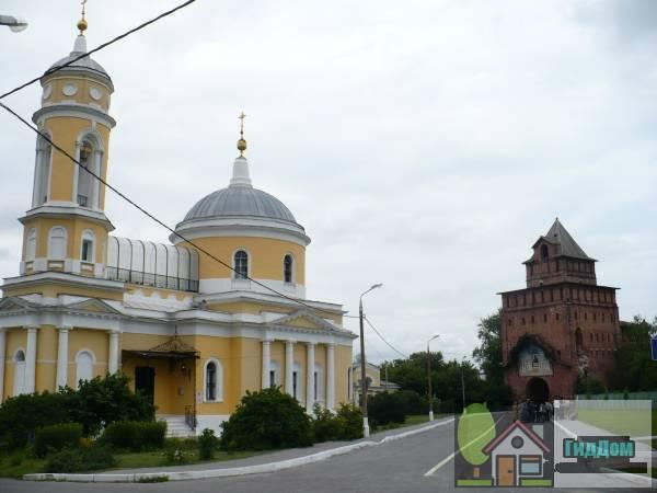Церковь Воздвижения Креста Господня. Загружен из открытых источников.
