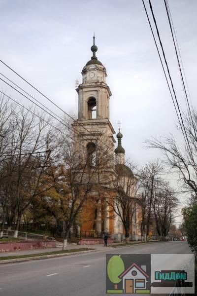 Ансамбль церкви Богоявления