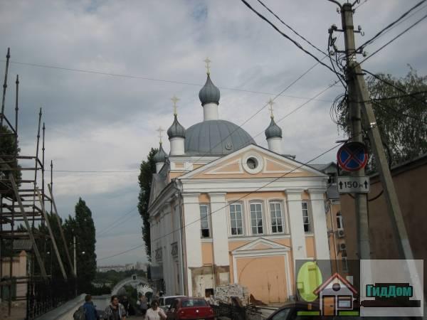 Монастырь Алексеевский Акатов