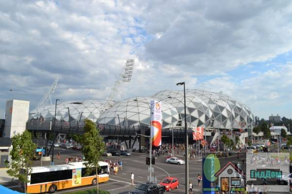 Мельбурнский прямоугольный стадион