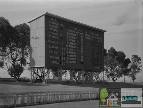 Стадион Западно-Австралийской ассоциации крикета Файл загружен из открытых источников.