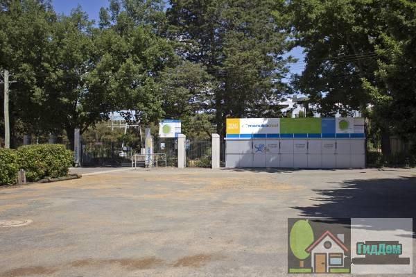 Стадион Манука-Овал