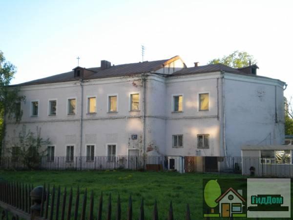 Абельмановская улица, дом №2б