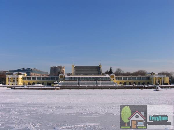 Водный стадион Динамо