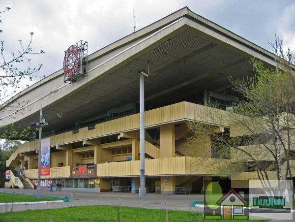 Дворец спорта Сокольники
