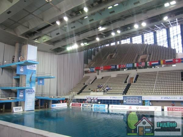 Спорткомплекс Олимпийский