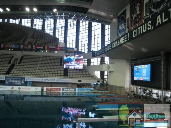 Спорткомплекс Олимпийский Файл загружен из открытых источников.