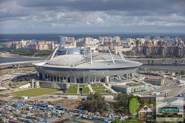 Крестовский стадион Файл загружен из открытых источников.