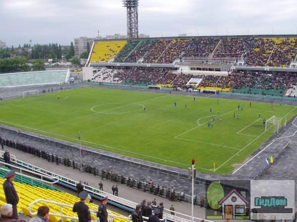 Стадион Кубань Файл загружен из открытых источников.