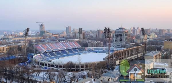 Центральный стадион профсоюзов