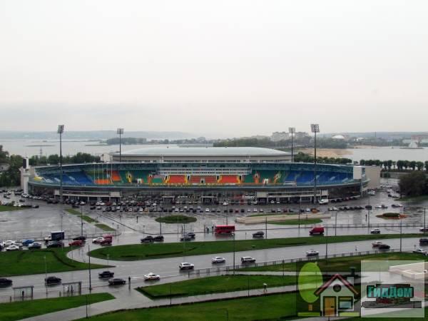 Центральный стадион Казани
