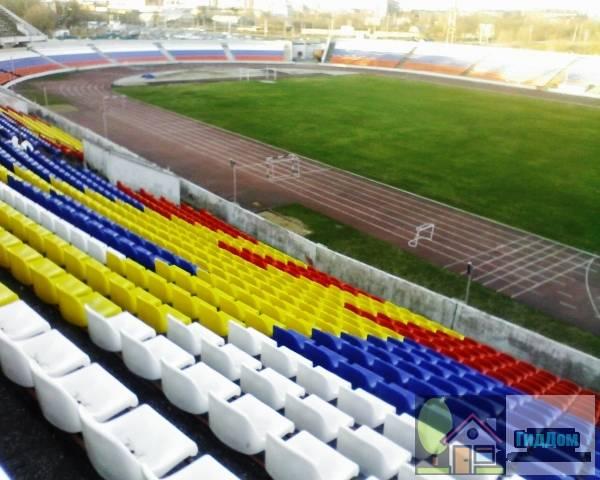 Центральный спортивный комплекс
