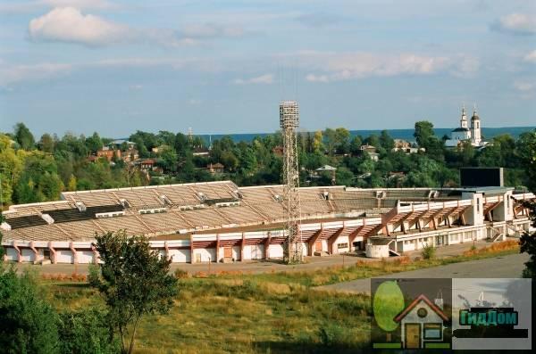 Стадион Торпедо во Владимире