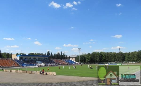 Стадион Октябрь