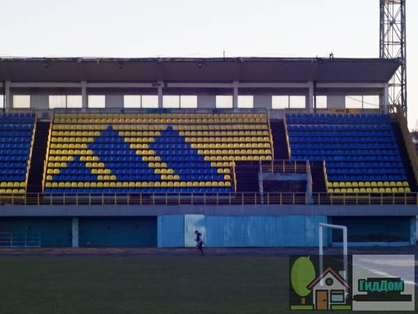 Стадион Москвич