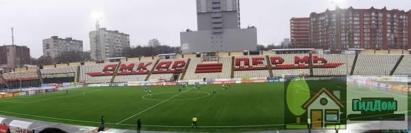 Стадион Звезда в Перми Файл загружен из открытых источников.