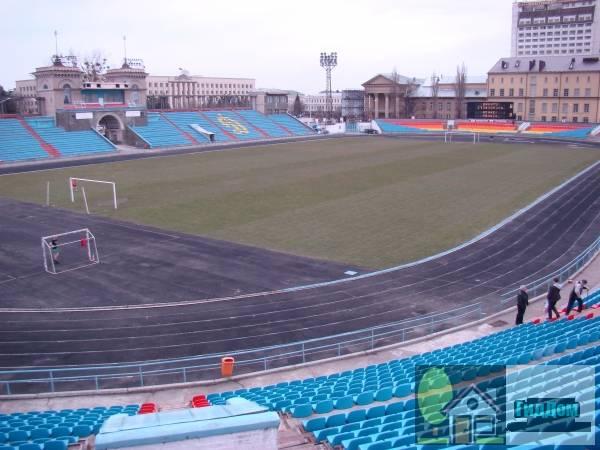 Стадион Динамо в Ставрополе