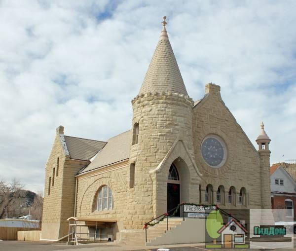 Первая Баптистская Церковь (First Baptist Church)