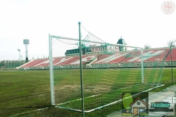 Стадион «Рубин» Файл загружен из открытых источников.