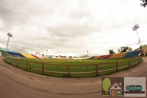 Стадион «Химик» в Твери