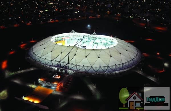 Ла-Платский городской стадион