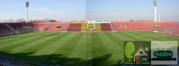 Стадион Новая Испания