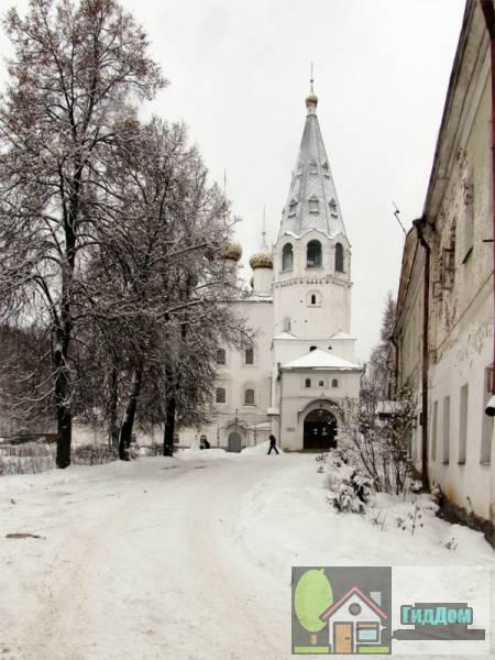 Монастырь Благовещенский