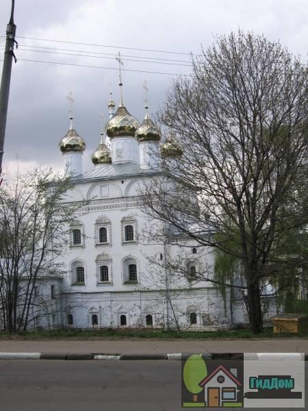 Собор с колокольней (Благовещенский собор с колокольней)