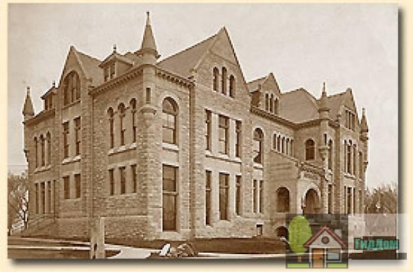 Исторический район Канзасского университета (University of Kansas Historic District)