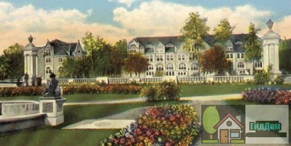 ТулейнскийуУниверситет (Tulane University)