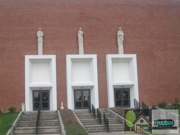 Исторический район северо-западного университета штата (Northwestern State University Historic District)