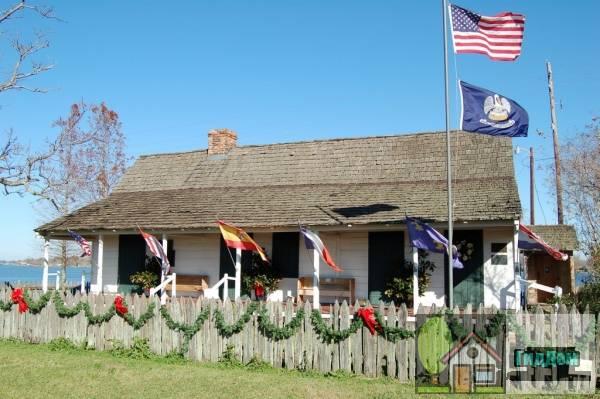 Приходской музей Пуэнт-Купи (Pointe Coupee Parish Museum)