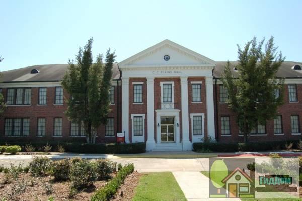 Зал Чарльза К. Элкинса (Николсский университет штата) (Charles C. Elkins Hall (Nicholls State University))