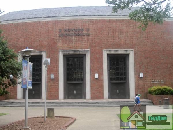 Говардская аудитория-Луизианского технического университета (Howard Auditorium-Louisiana Tech University)