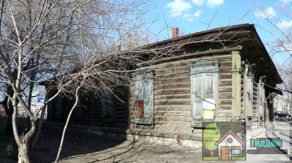 Жилой дом А.И. Хлебникова, образец застройки улицы