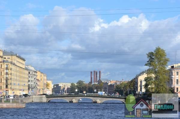 Мост Измайловский