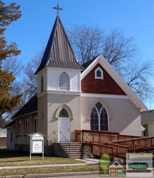 Церковь святого Иоанна (St. John's Church)