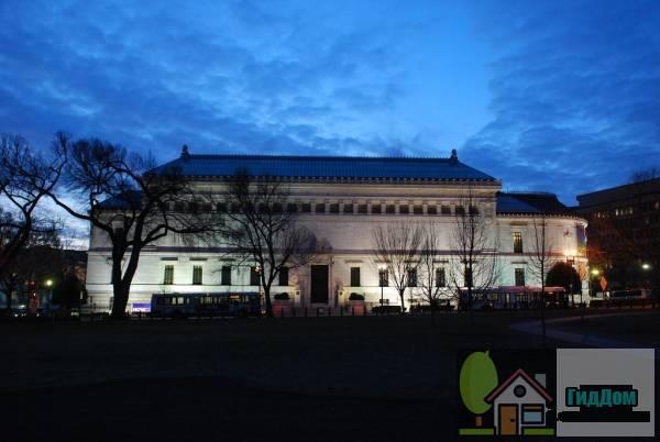 Коркоранская художественная галерея (Corcoran Gallery of Art)